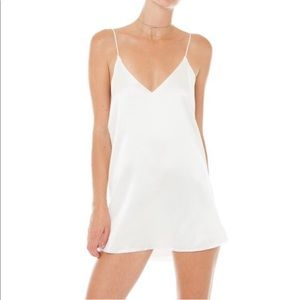 White Are You Am I Zillah Dress
